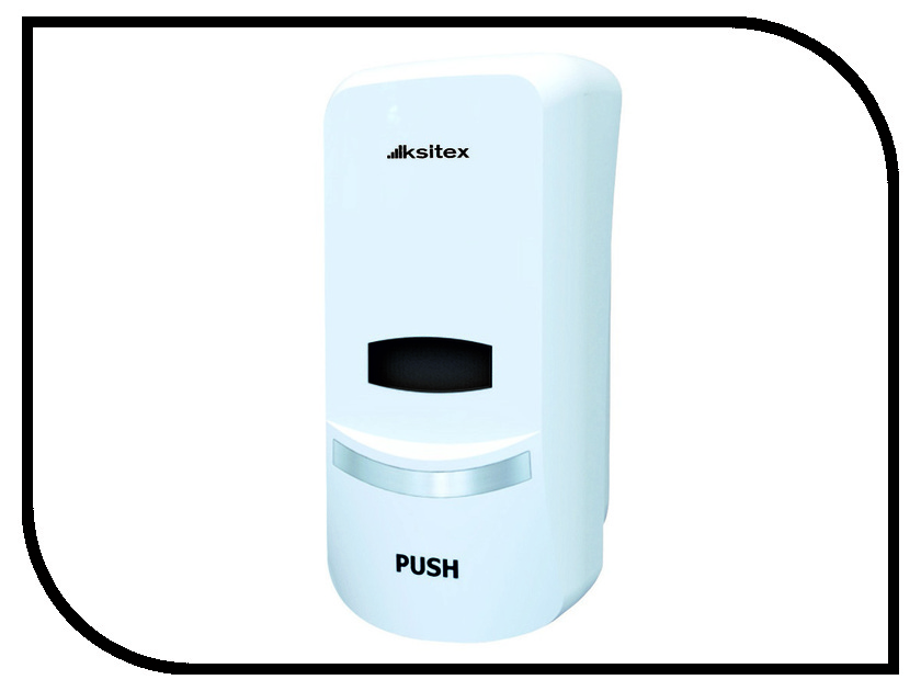 Дозатор Ksitex SD-1368A 600ml для жидкого мыла ломтерезка ksitex 220es 8