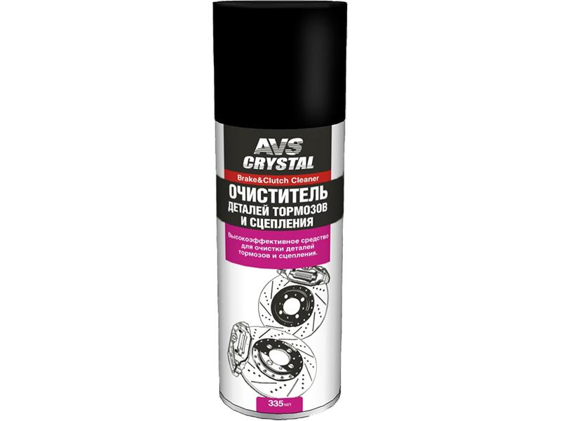 Очиститель деталей тормозов и сцепления AVS AVK-044 335мл A78521S