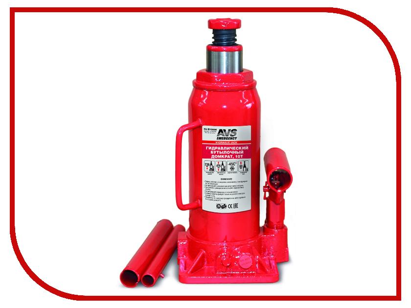Домкрат AVS HJ-B10000 10т 236-476мм A78639S
