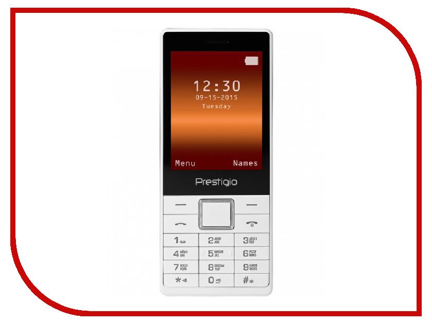 Сотовый телефон Prestigio Muze D1 White