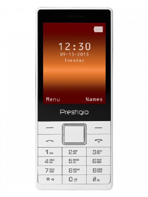 Сотовый телефон Prestigio Muze D1 White сотовый