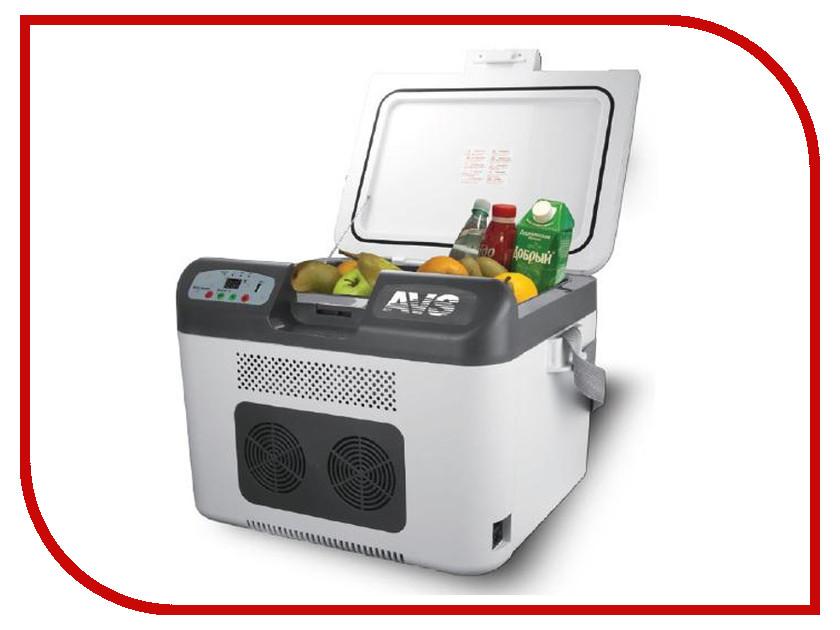 Холодильник автомобильный AVS CC-27WBC A07084S