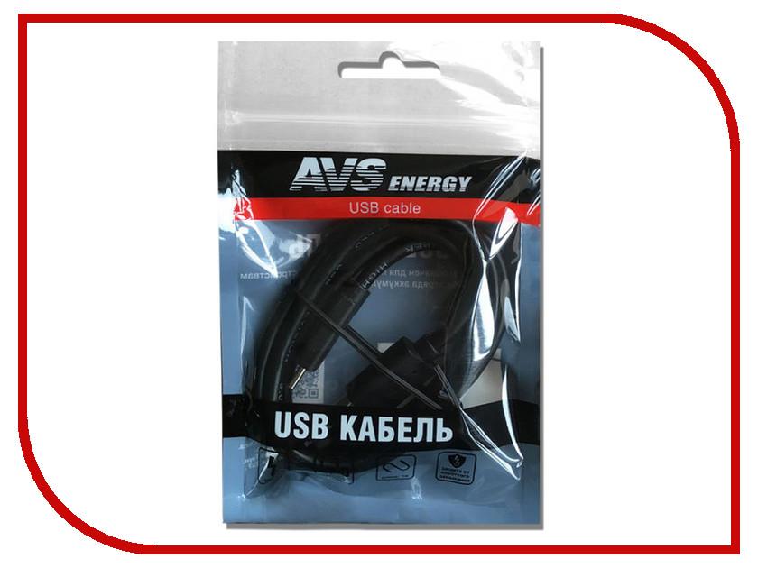 Аксессуар AVS Type C 1m USB 2.0 TC-31 A78883S термосумка avs tc 20bs 20l a78782s