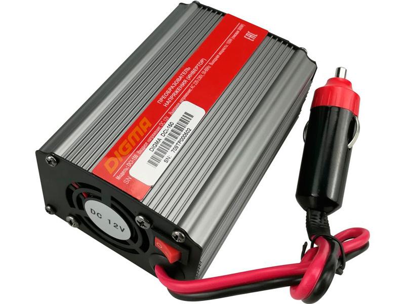 Автоинвертор Digma DCI-150