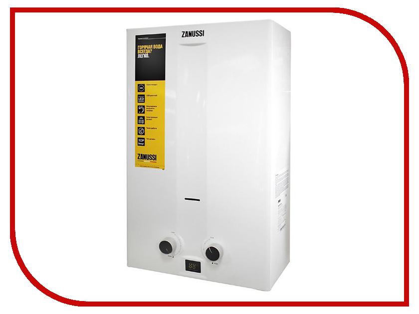 Водонагреватель Zanussi GWH 12 Fonte Turbo водонагреватель electrolux gwh 10 high performace