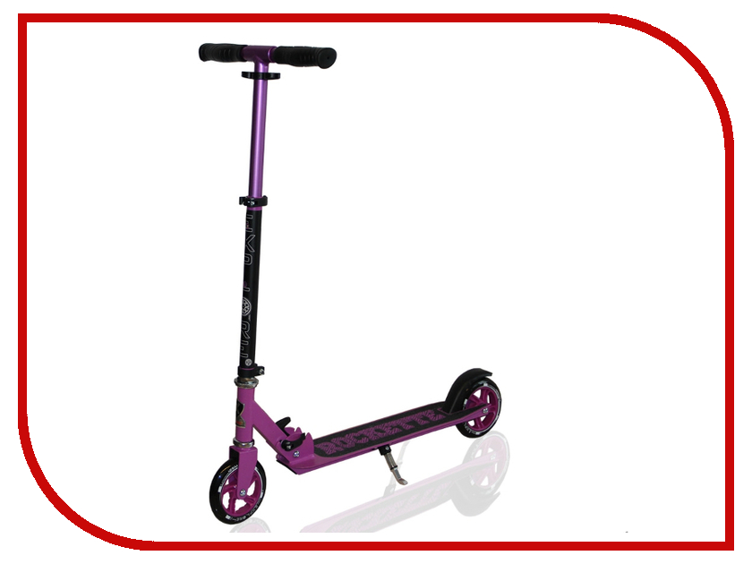 Самокат Explore Rockette Purple
