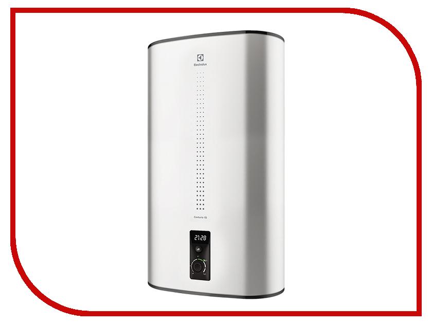 Водонагреватель Electrolux EWH 30 Centurio IQ 2.0 Silver водонагреватель electrolux ewh 100 centurio dl silver h