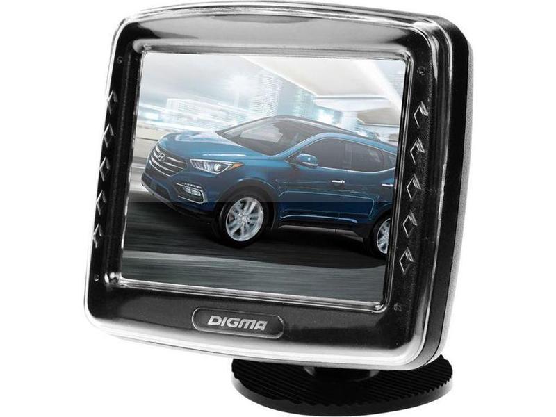 Монитор в авто Digma DCM-350 цена
