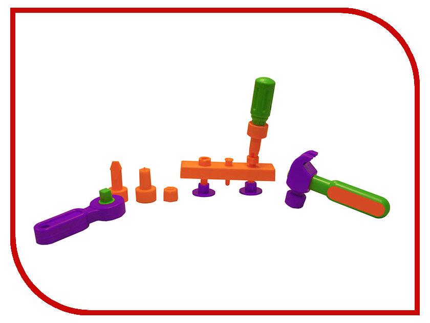 Игра Огонек Набор инструментов с молотком С-1464 игра yako набор инструментов y12481096