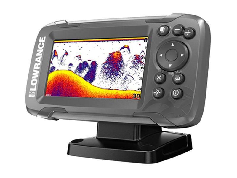 Эхолот Lowrance HOOK2-4X GPS Bullet Skimmer Ce Row 000- 14015-001