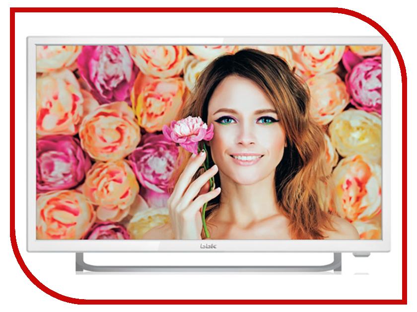 Телевизор BBK 24LEM-1037/FT2C White led телевизор bbk 32 lem 1037 ts2c белый