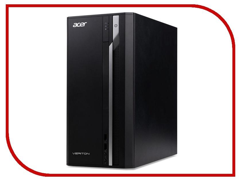 Настольный компьютер Acer Veriton ES2710G MT Black DT.VQEER.035 (Intel Core i5-7400 3.0 GHz/4096Mb/128Gb SSD/Intel HD Graphics/Ethernet/Windows 10 Pro)