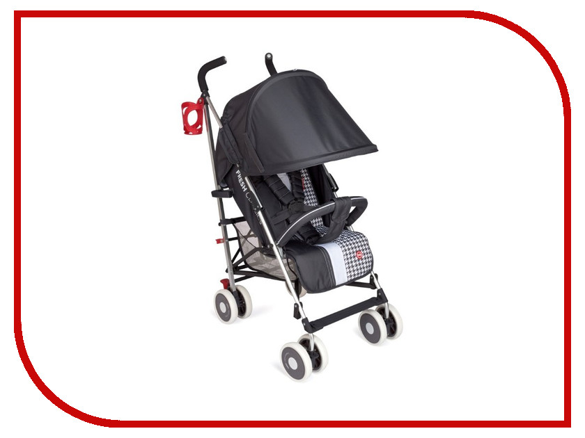 Коляска Happy Baby Cindy Dark Grey коляска прогулочная happy baby cindy blue