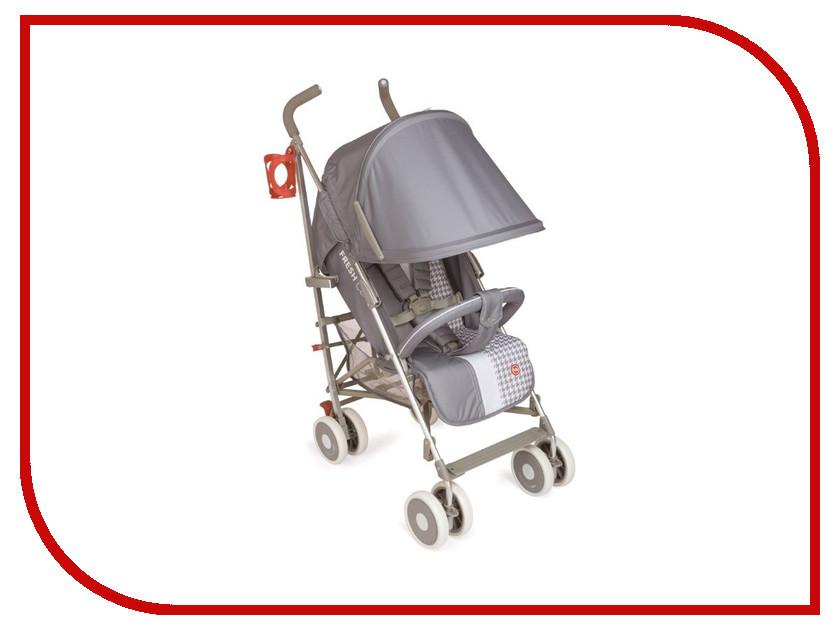 Коляска Happy Baby Cindy Light Grey коляска прогулочная happy baby cindy blue