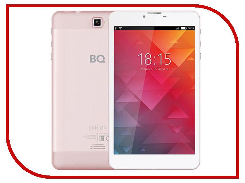 Планшет BQ BQ-7022G 3G Rose-Gold планшет