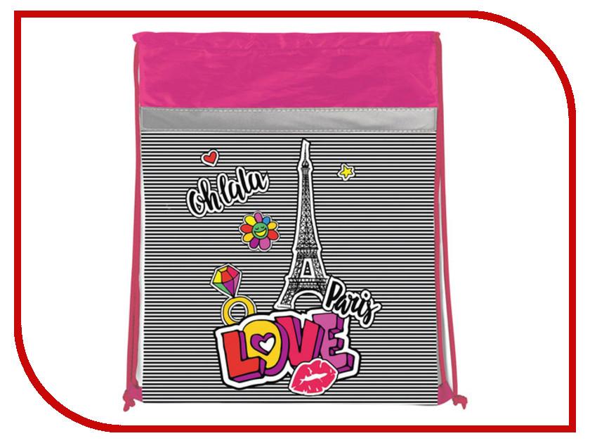 Мешок для обуви Brauberg Париж 226881 brauberg сумка для детской обуви сердце