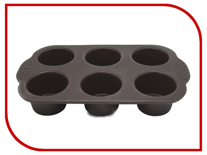Форма для маффинов Attribute Bake Chocolate AFS027 форма для кексов attribute chocolate