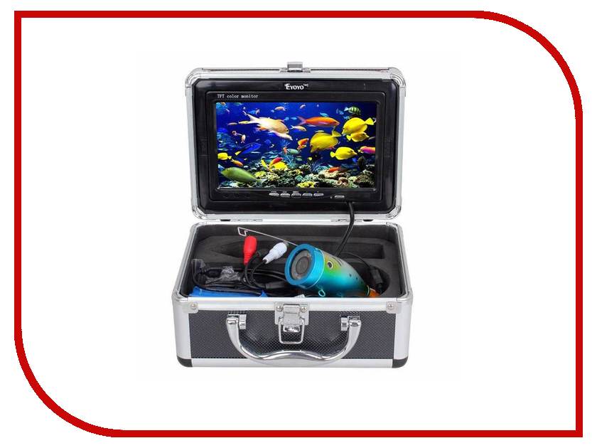Подводная видеокамера Sititek FishCam-700 30m sititek ca2010