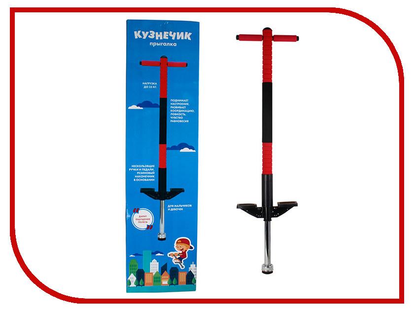 Игрушка 1Toy Прыгалка-кузнечик Black-Red Т11459