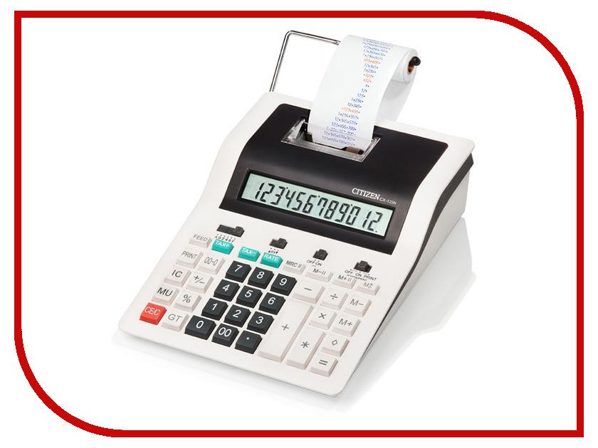 Калькулятор Citizen CX-123N