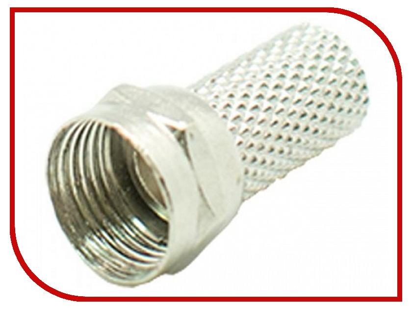 Разъем Oxion F-connector RG6 d-20mm OX-SKTF01PB