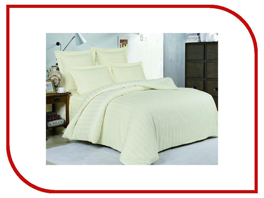 Постельное белье Valtery OD-50 Комплект 1.5 спальный Страйп-Сатин
