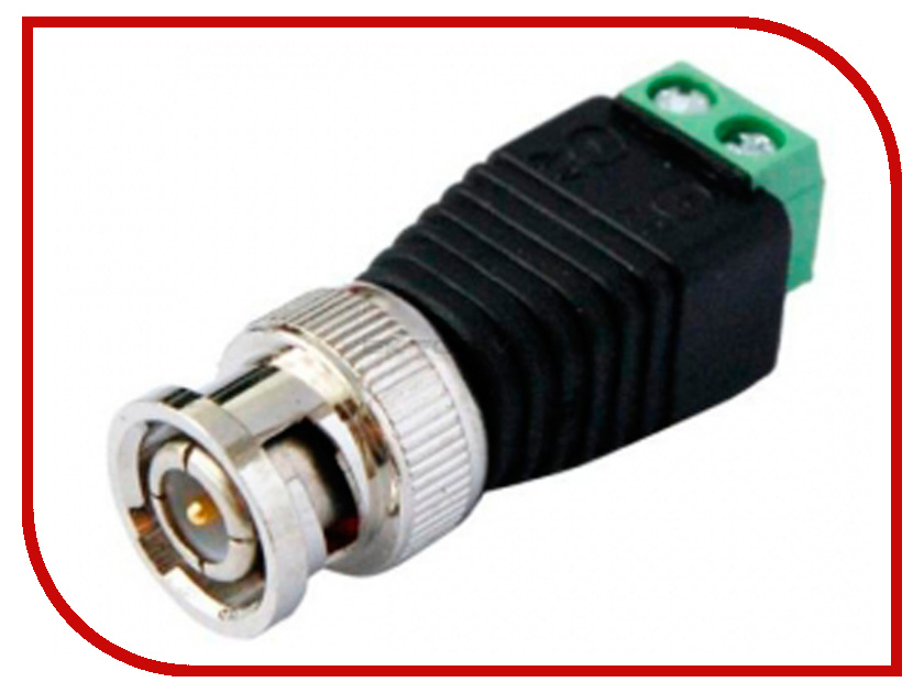 Разъем Oxion BNC штекер OX-JCKBNCx2PB