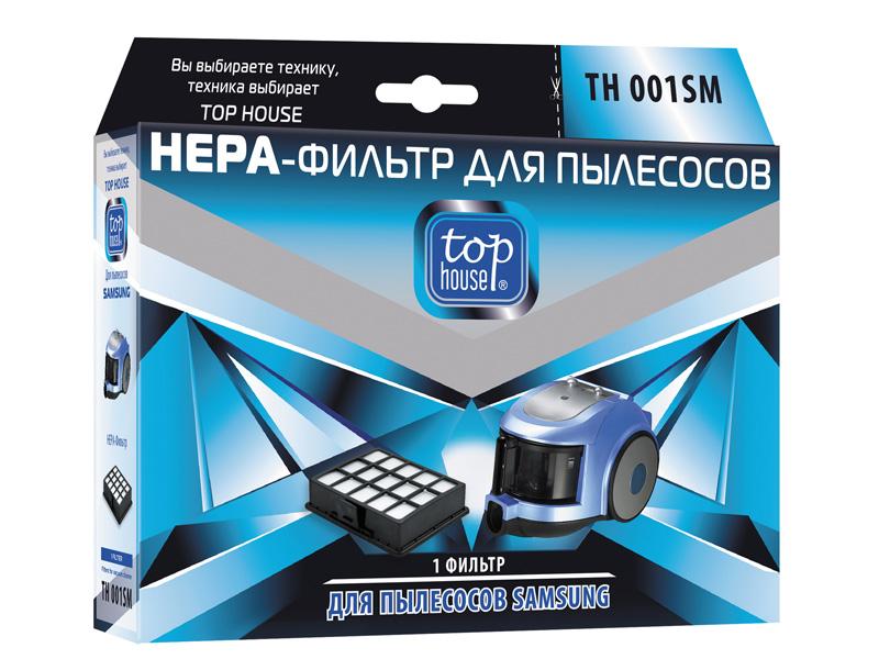 Фильтр Top House TH 001SM для пылесосов Samsung SC 65 / 66 67 68 4660003392814