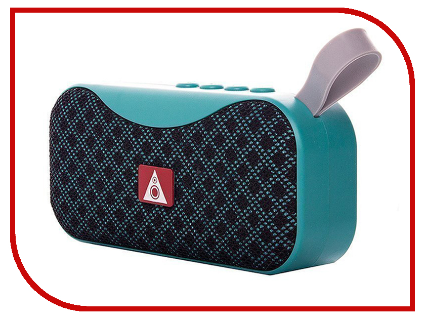 Колонка Activ BS-115 Mint 80594 аудио колонка bluedio bs 2 bluetooth 3d bs 2