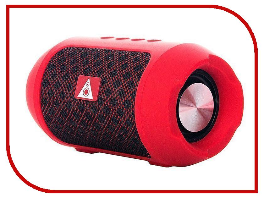 Колонка Activ BS-116 Red 80598 аудио колонка bluedio bs 2 bluetooth 3d bs 2