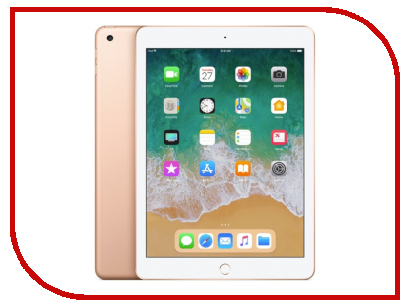 Zakazat.ru: Планшет Apple iPad (2018) 32Gb Wi-Fi + Cellular