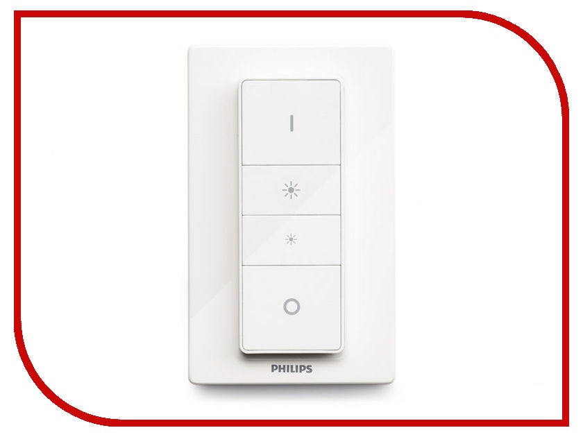 Выключатель Philips Hue Dimmer Switch dc 12v charging discharge switch control module voltage monitor switch board