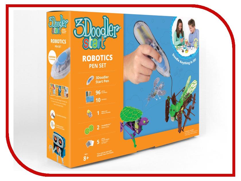 3D ручка 3Doodler Wobble Works Роботы 3DS-ROBP-MUL-R lacywear dg 25 mul