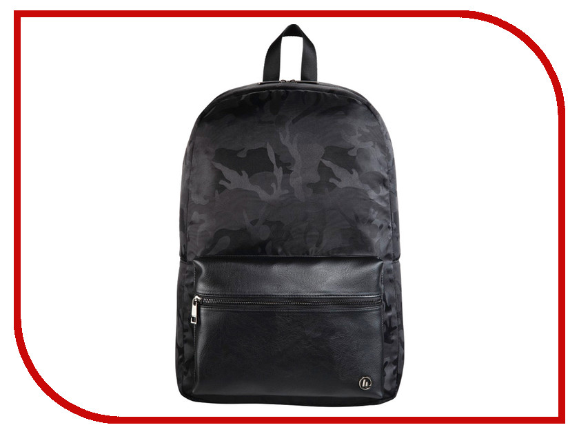 Рюкзак HAMA Mission Notebook Backpack 15.6 рюкзак hama sweet owl pink blue