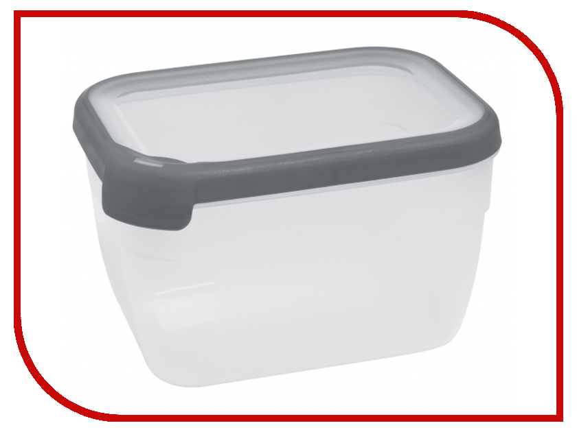 Емкость для морозилки Curver Grand Chef 2.6L 07399 емкость для заморозки и свч curver grand chef цвет серый 2 4 л