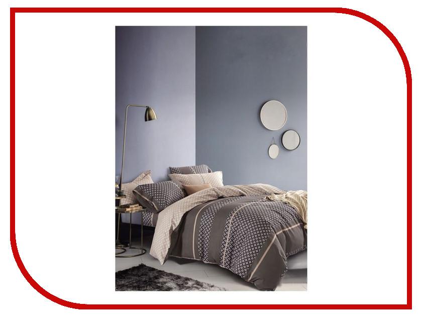 Постельное белье Famille SDS-70 Комплект Семейный Сатин шелковый