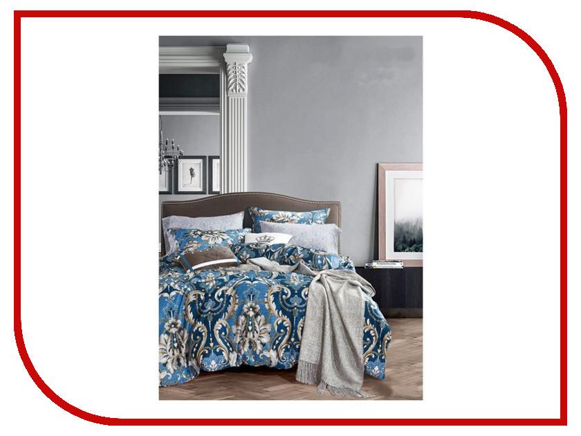 Постельное белье Famille SDS-69 Комплект 2 спальный Сатин шелковый