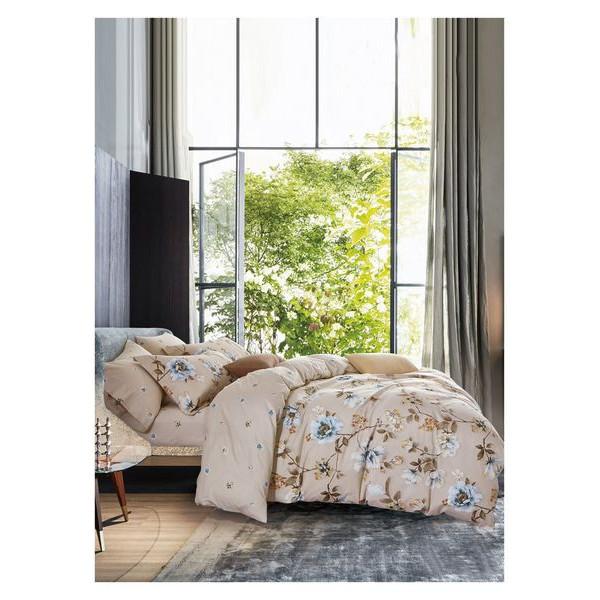 Постельное белье Famille SDS-68 Комплект 2 спальный Сатин шелковый