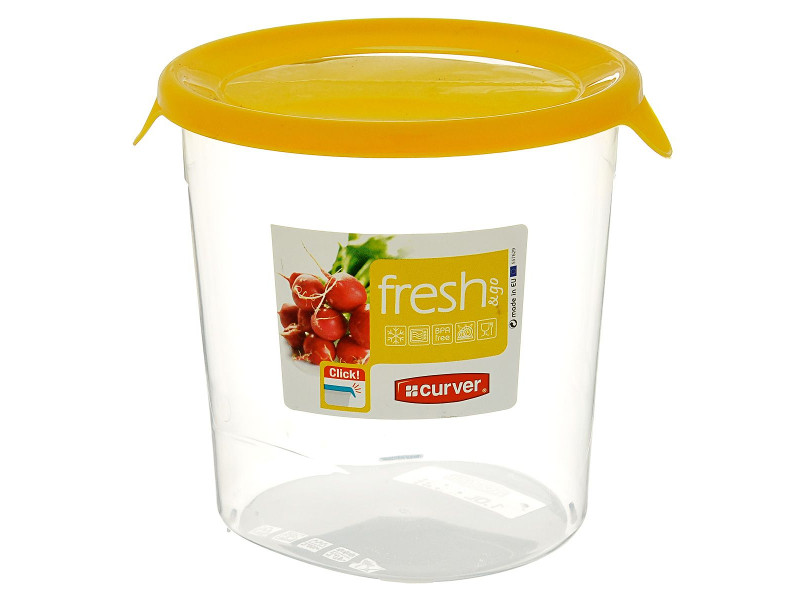Контейнер Curver Fresh & Go 1L Yellow 00564-007