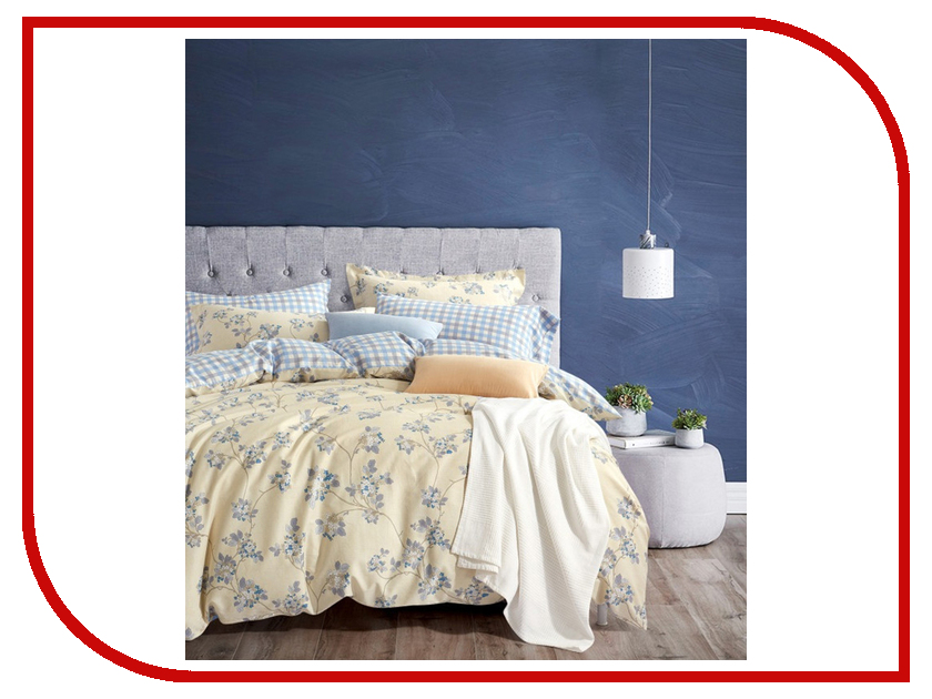 Постельное белье Famille RS-244 Комплект 2 спальный Сатин