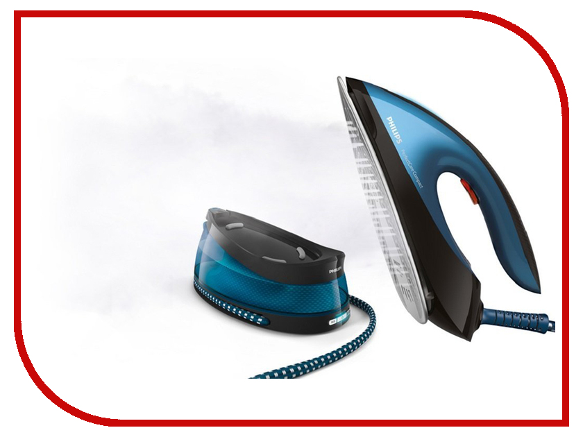 Утюг Philips GC7833 PerfectCare Compact утюг philips perfectcare xpress gc5050 02