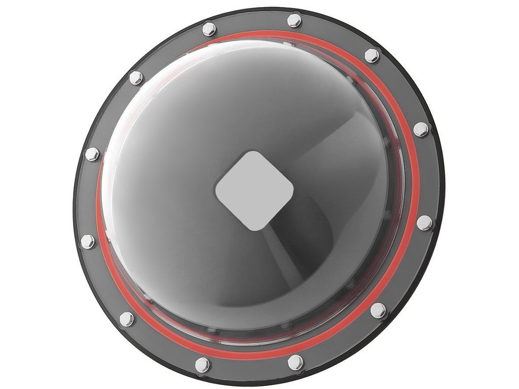 Аксессуар Telesin Подводный бокс Dome Port для GoPro Session 4/5 GP-DMP-SES