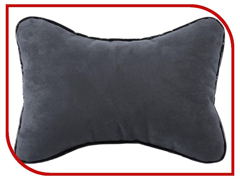 Подушка на подголовник AvtoTink 31002 Grey
