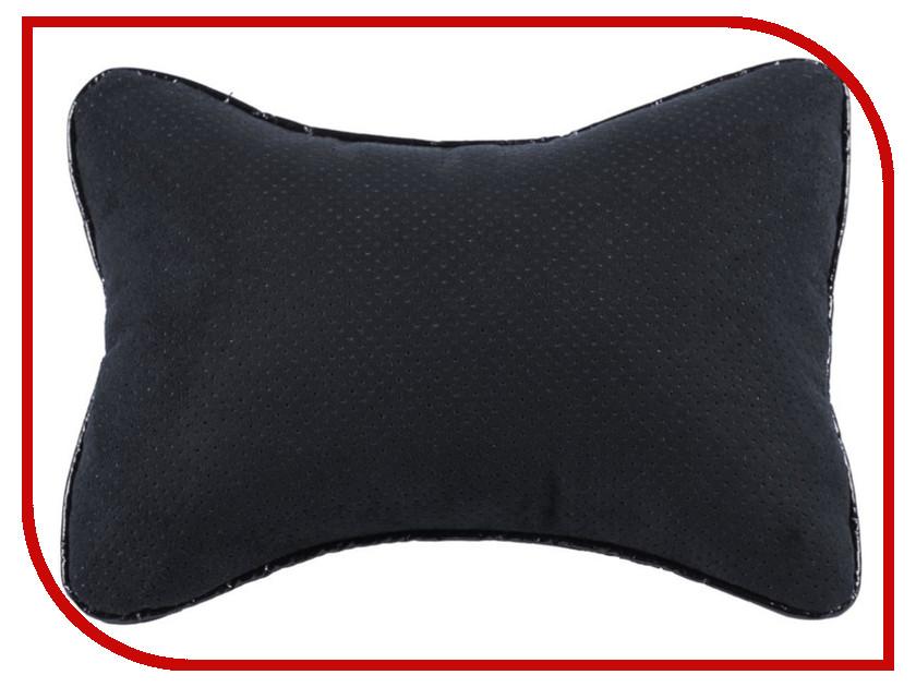 Подушка на подголовник AvtoTink 31005 Black с перфорацией