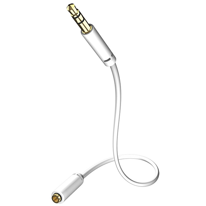 Аксессуар Inakustik Star MP3 Audio Cable 3.5mm M-F 3.0m 00310503