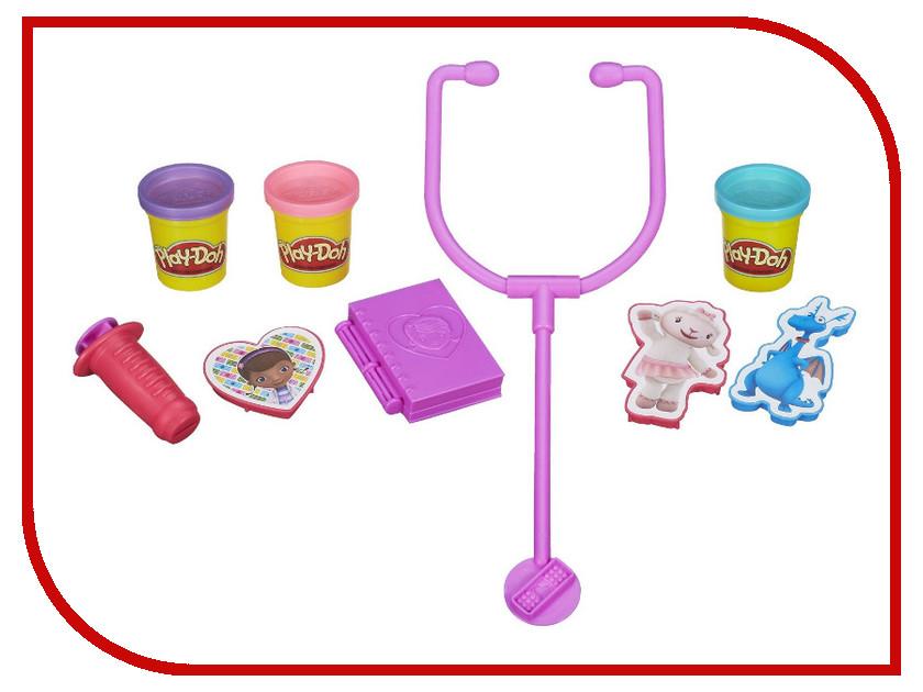 Игрушка Hasbro Play-Doh Доктор Плюшева A6077