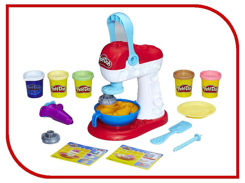 Игрушка Play-Doh Миксер для конфет (E0102) hasbro play doh игровой набор из 3 цветов цвета в ассортименте с 2 лет