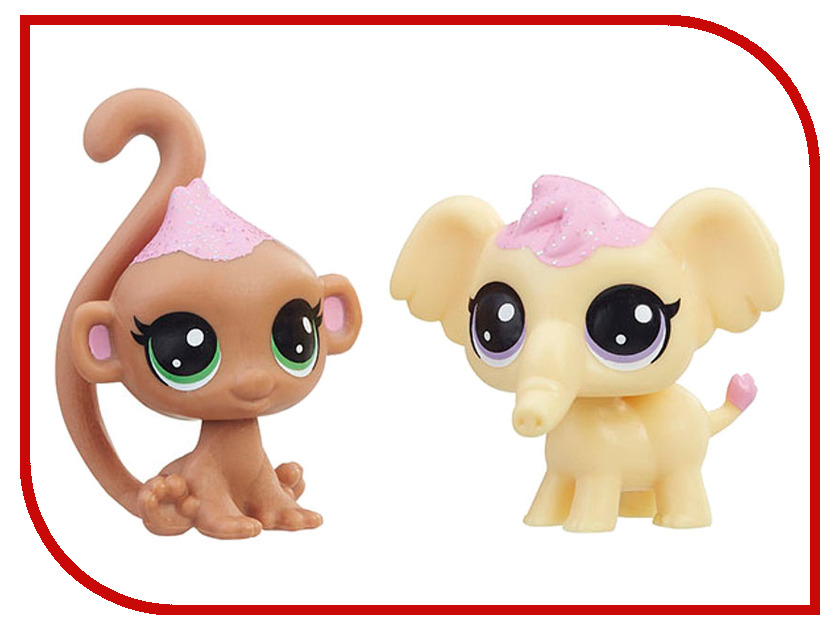 Игрушка Hasbro Littlest Pet Shop Зефирные петы E0399