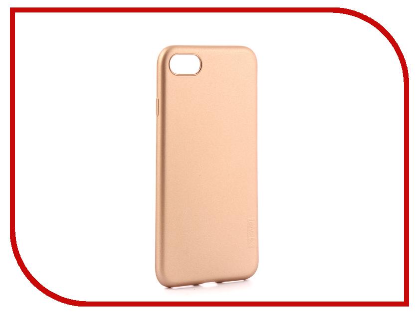 Аксессуар Чехол X-Level Guardian для Apple iPhone 7/8 Gold 2828-011 аксессуар condtrol 1 7 011 универсальное крепление