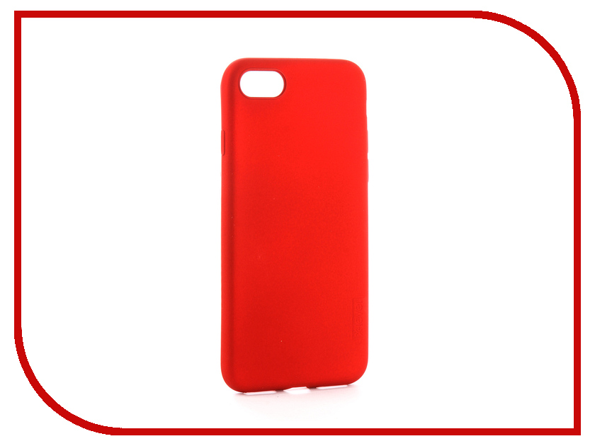 Аксессуар Чехол X-Level Guardian для APPLE iPhone 7/8 Red 2828-012 hot sale and new arrival tactical dbal pl led ir red laser for hunting bwl 012